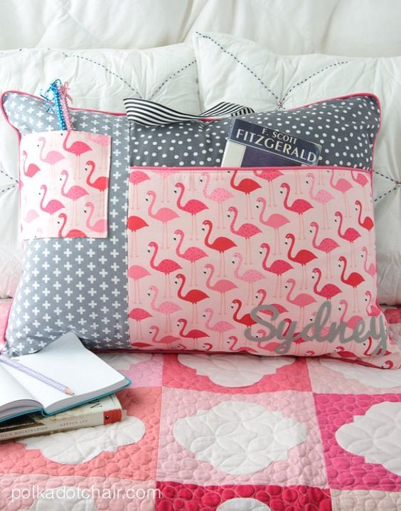 sewing instructions for pillow covers