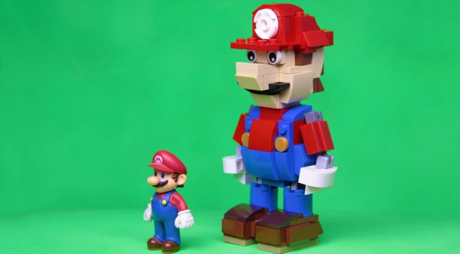 lego mario bros instructions