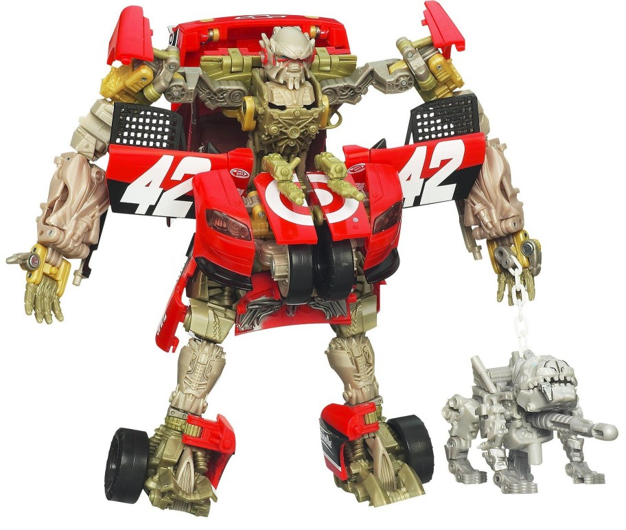 optimus prime beast machines instructions