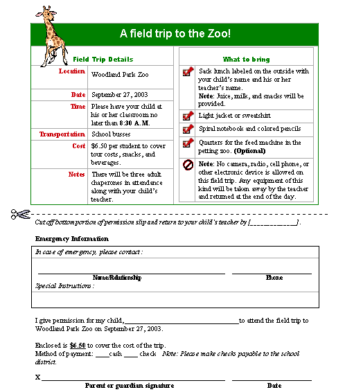 childcare change table instructions