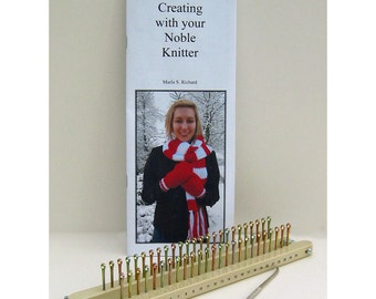 loom knitted sweater patterns with instructions