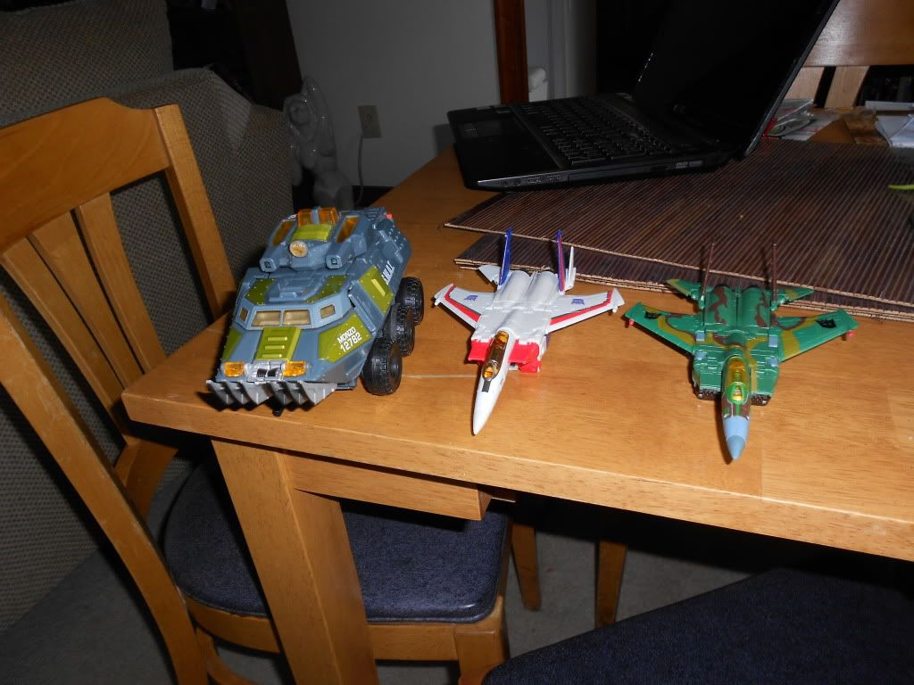 armada and galvatron with mini-con clutch instructions