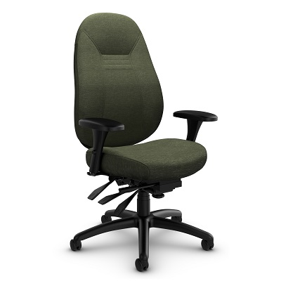 obusforme comfort series chair instructions
