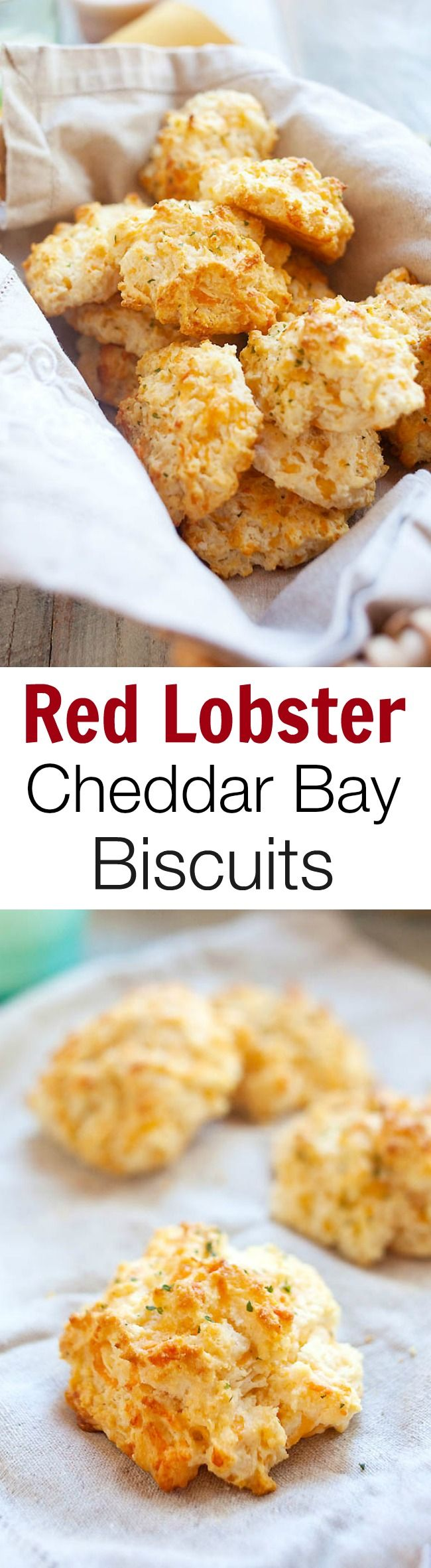 red lobster cheddar bay biscuit instructions