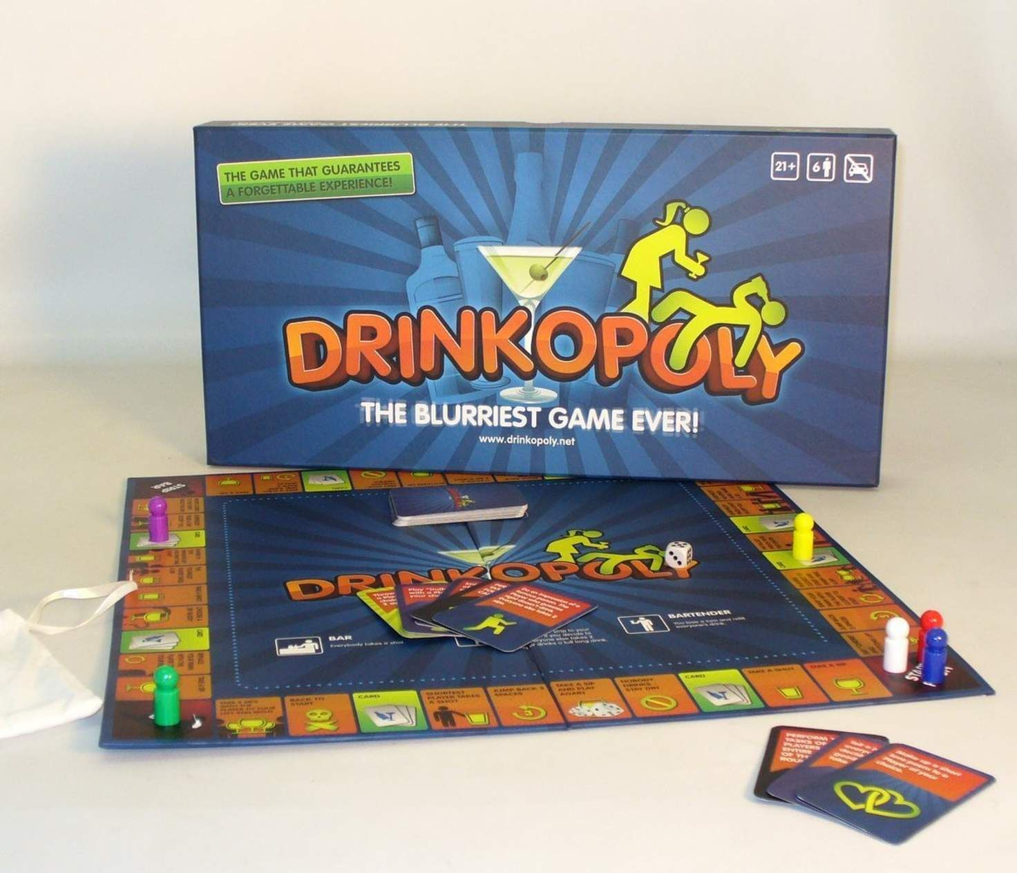 drinko party game instructions