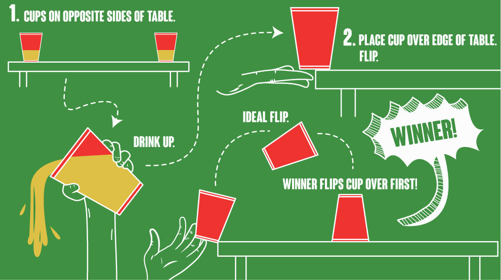 fuzzy duck drinking game instructions
