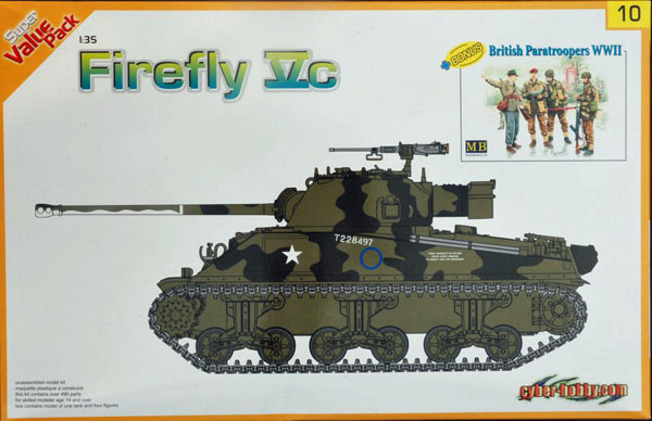 instructions dragon 1 35 firefly vc