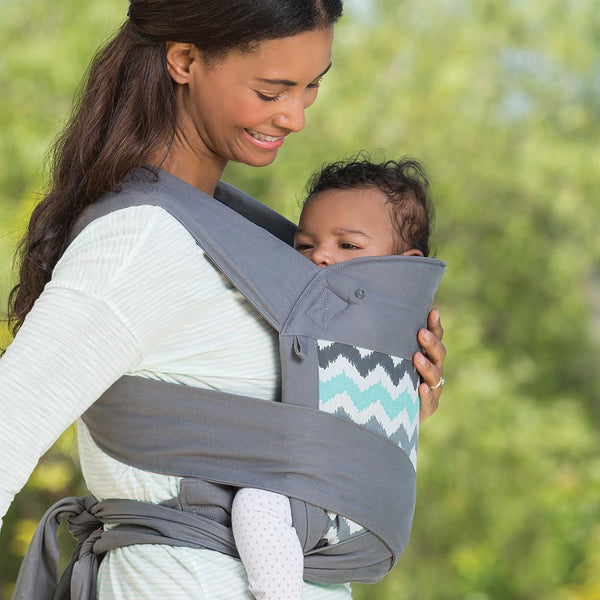 infantino sash mei tai 3 position baby carrier instructions