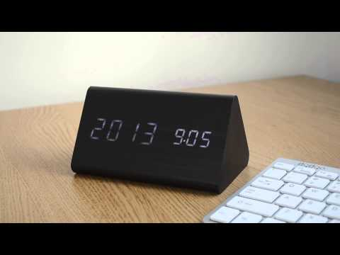 bedol alarm clock instructions