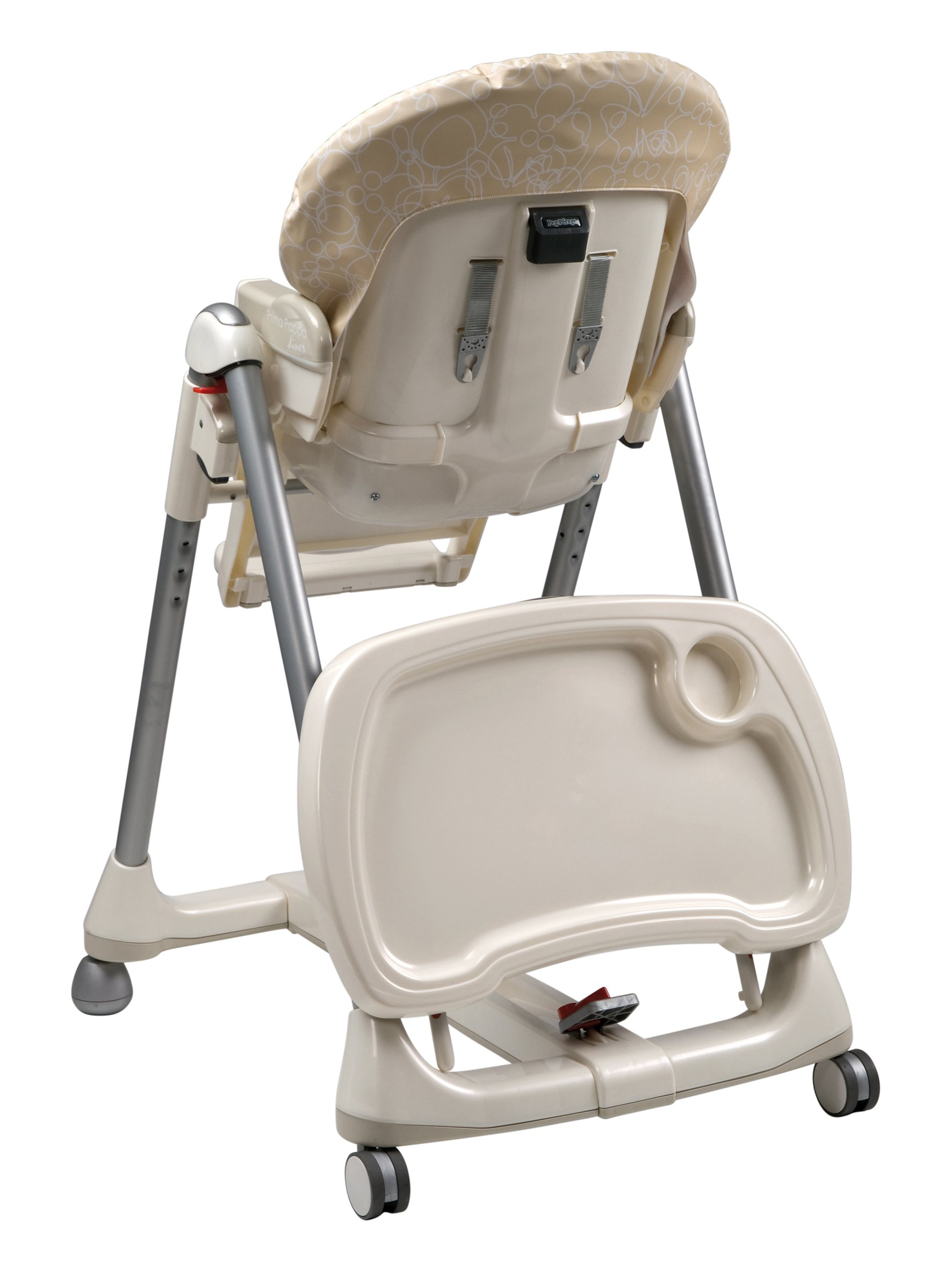 peg perego diner high chair instructions