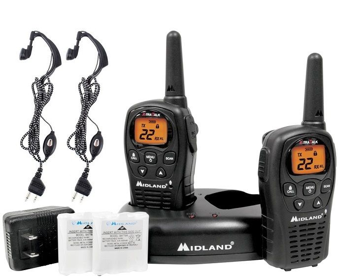 midland g7 walkie talkie instructions