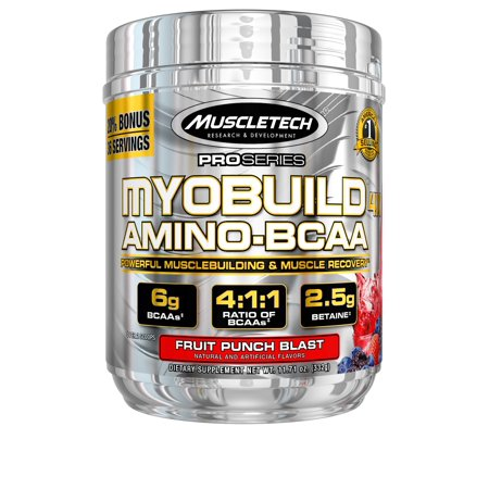 myobuild 4x amino-bcaa instructions
