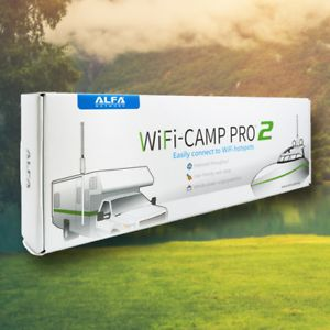 instructions installation wifi alpha camp pro router