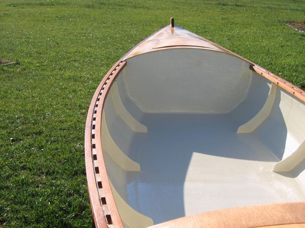 fiberglass kayak repair instructions