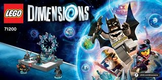 lego dimensions sonic batray instructions