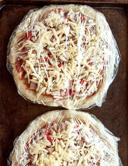 premade pizza crust instructions