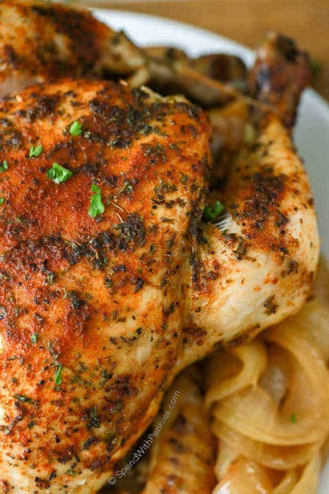 cooking whole chicken instructions
