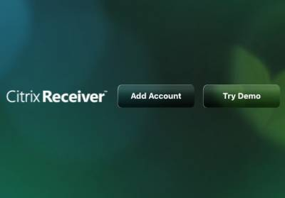 citrix receiver instructions for ipad