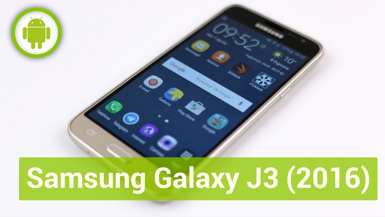 instructions for a samsung galaxy j3