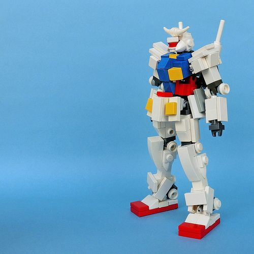 lego gundam exia instructions