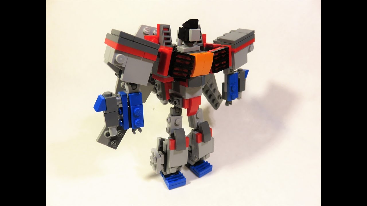 lego transformer instructions decepticon