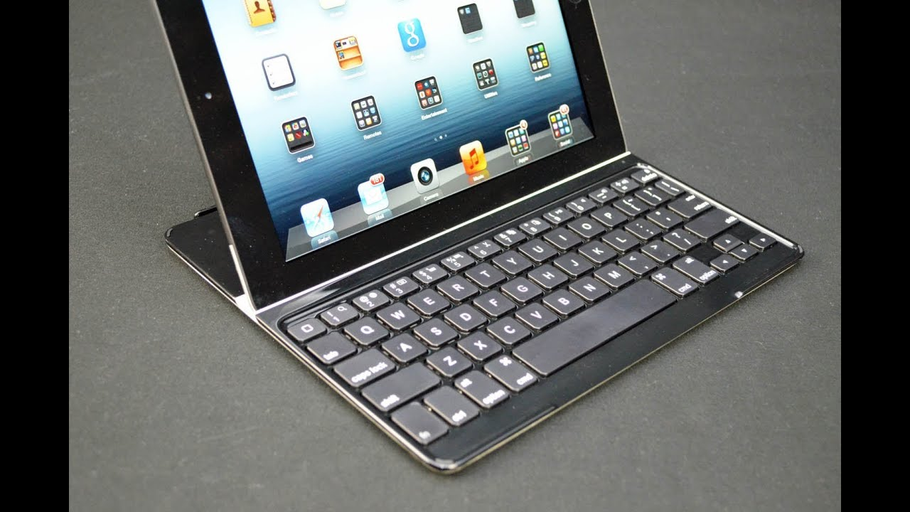 logitech ultrathin keyboard folio ipad air instructions