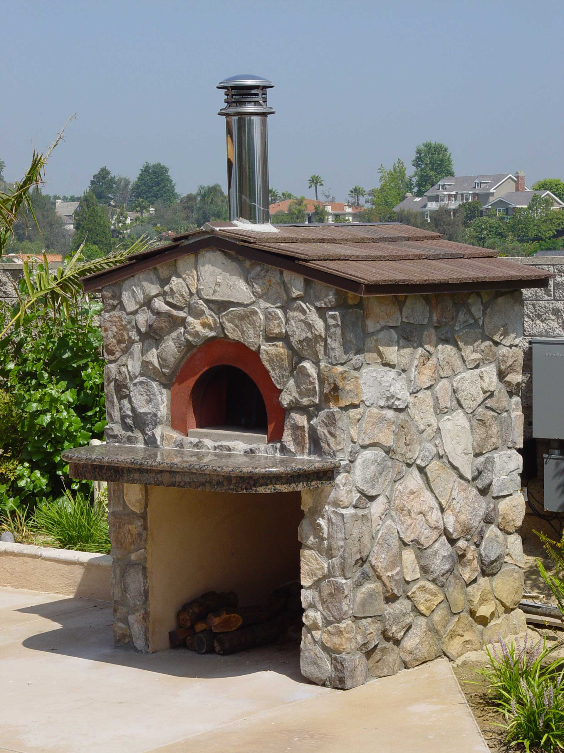 metal pizza oven instructions