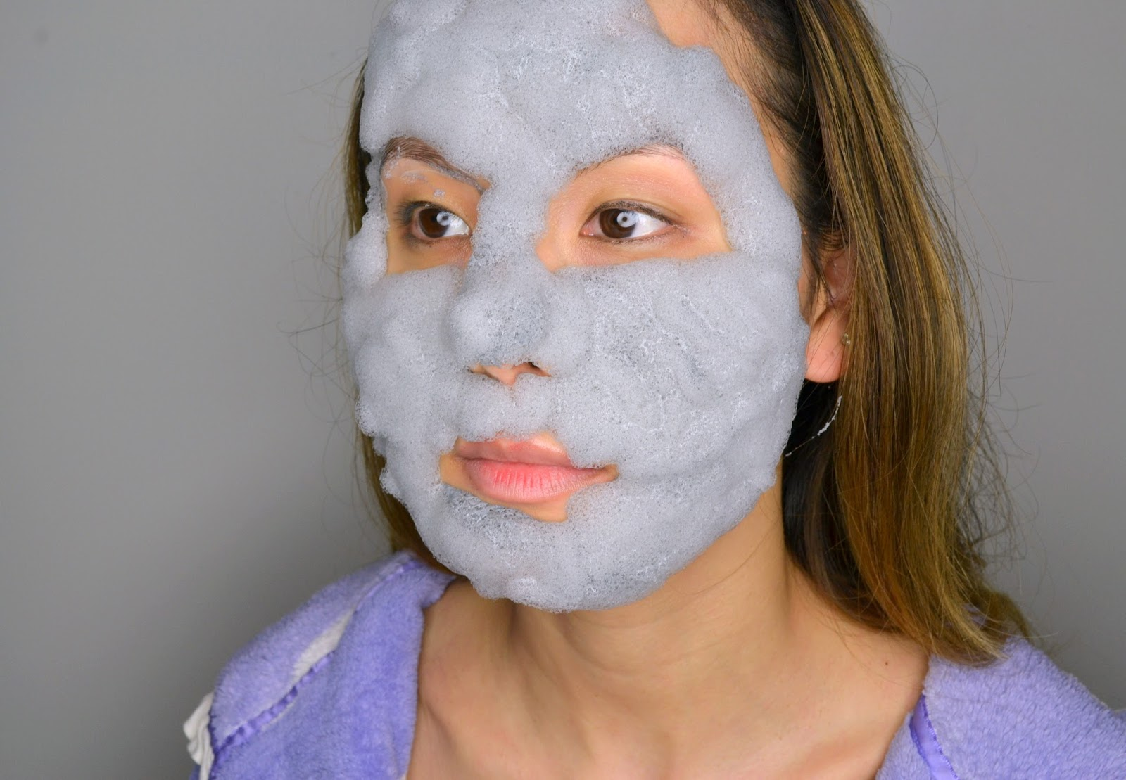 milky piggy carbonated mask instructions