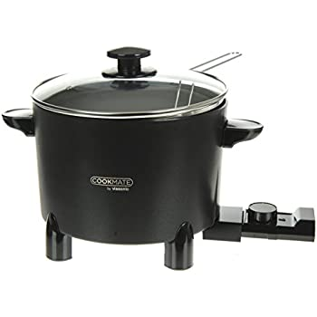 presto dual deep fryer instructions