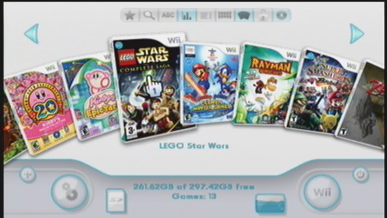 step by step instructions to load homebrew wii