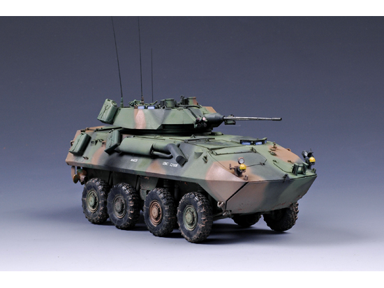 trumpeter usmc lav-25 piranha instructions
